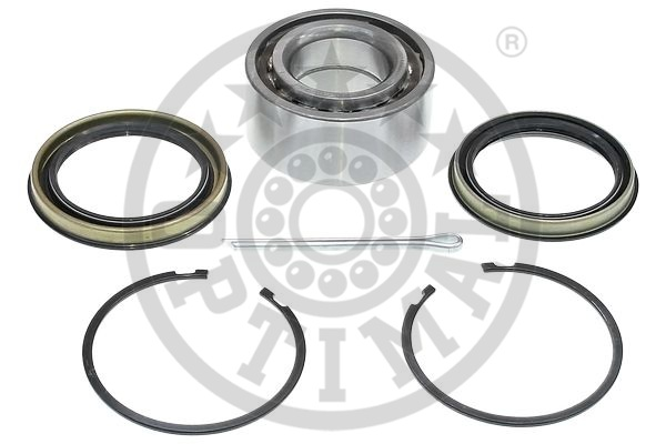 Jeu de roulements de roue - OPTIMAL - 961648