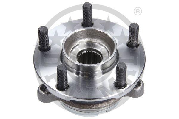 Jeu de roulements de roue - OPTIMAL - 961711