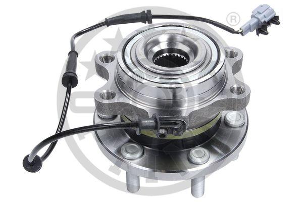 Jeu de roulements de roue - OPTIMAL - 961730
