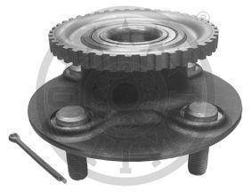 Jeu de roulements de roue - OPTIMAL - 962481