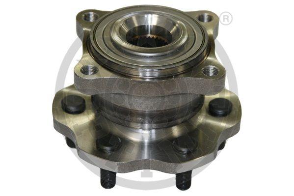 Jeu de roulements de roue - OPTIMAL - 962522
