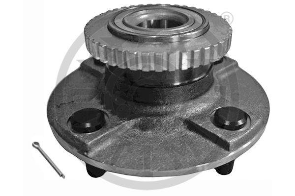 Jeu de roulements de roue - OPTIMAL - 962705