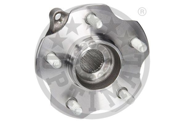 Jeu de roulements de roue - OPTIMAL - 962734