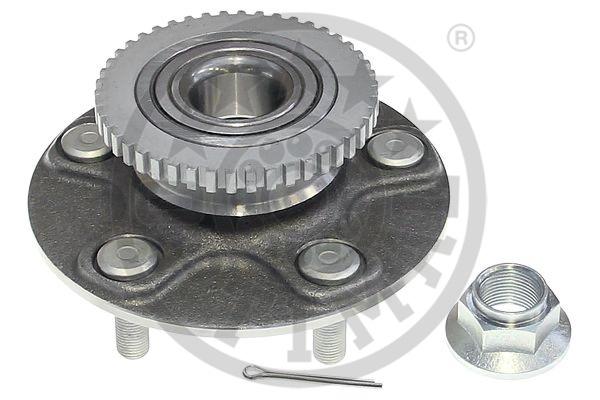 Jeu de roulements de roue - OPTIMAL - 962779