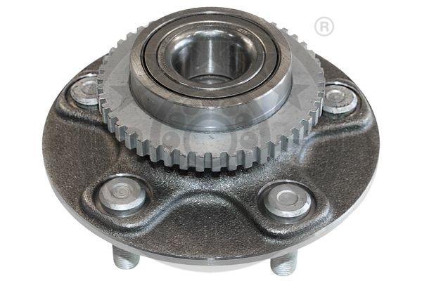 Jeu de roulements de roue - OPTIMAL - 962807