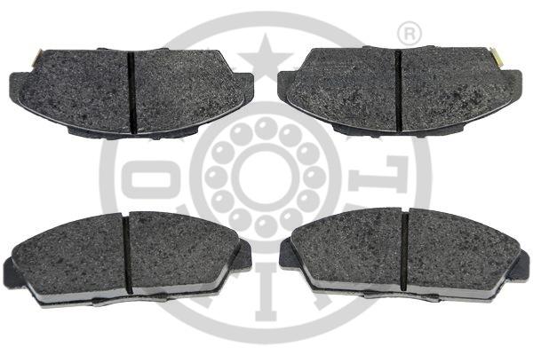 Kit de plaquettes de frein, frein à disque - OPTIMAL - 9685