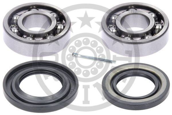 Jeu de roulements de roue - OPTIMAL - 971627