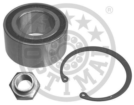 Jeu de roulements de roue - OPTIMAL - 971821