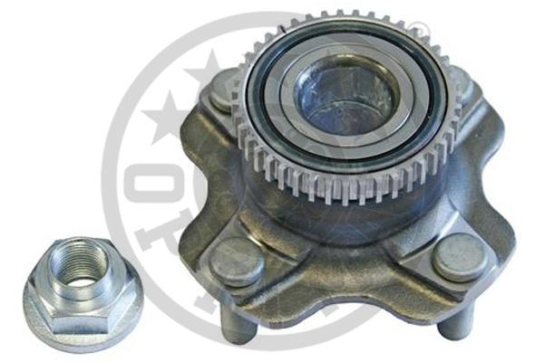 Jeu de roulements de roue - OPTIMAL - 972130