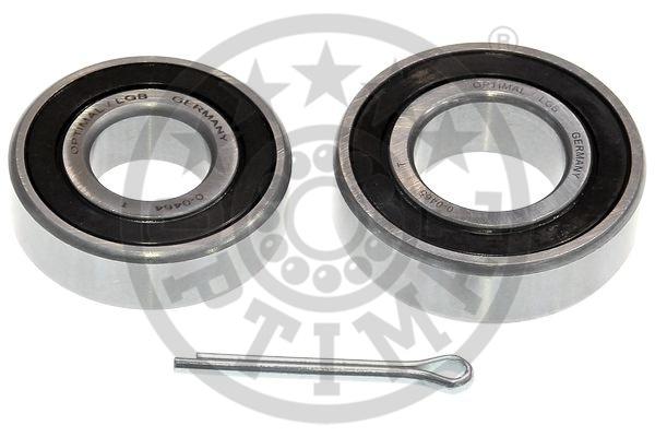Jeu de roulements de roue - OPTIMAL - 972453