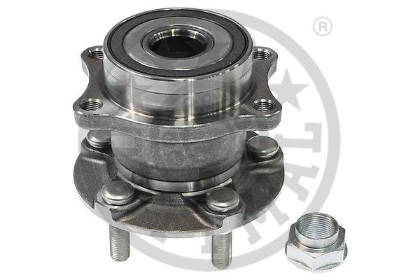 Jeu de roulements de roue - OPTIMAL - 972642