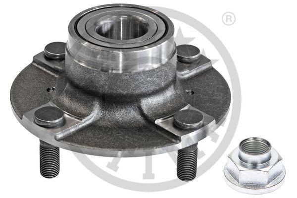 Jeu de roulements de roue - OPTIMAL - 972717