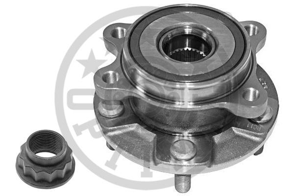 Jeu de roulements de roue - OPTIMAL - 981704