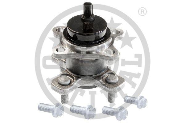 Jeu de roulements de roue - OPTIMAL - 982011