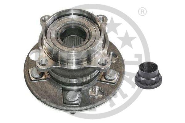Jeu de roulements de roue - OPTIMAL - 982552