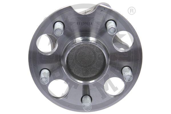 Jeu de roulements de roue - OPTIMAL - 982776