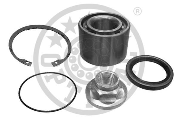 Jeu de roulements de roue - OPTIMAL - 982780