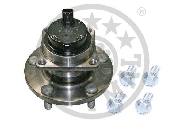 Jeu de roulements de roue - OPTIMAL - 982795