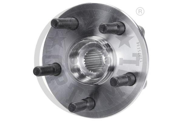 Jeu de roulements de roue - OPTIMAL - 982838