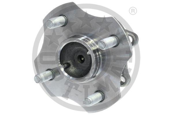 Jeu de roulements de roue - OPTIMAL - 982939