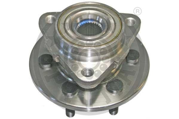 Jeu de roulements de roue - OPTIMAL - 991331