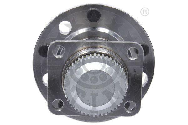 Jeu de roulements de roue - OPTIMAL - 991662
