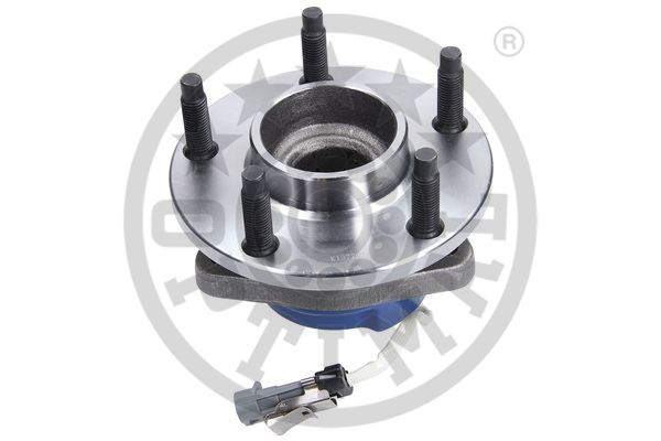 Jeu de roulements de roue - OPTIMAL - 991666