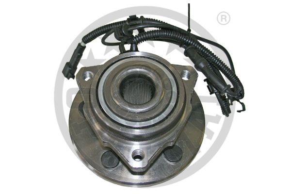 Jeu de roulements de roue - OPTIMAL - 991731