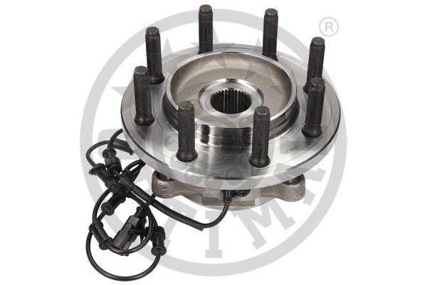 Jeu de roulements de roue - OPTIMAL - 991909