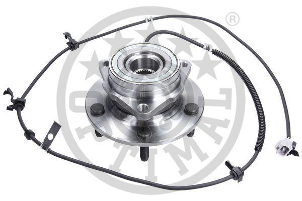 Jeu de roulements de roue - OPTIMAL - 991924