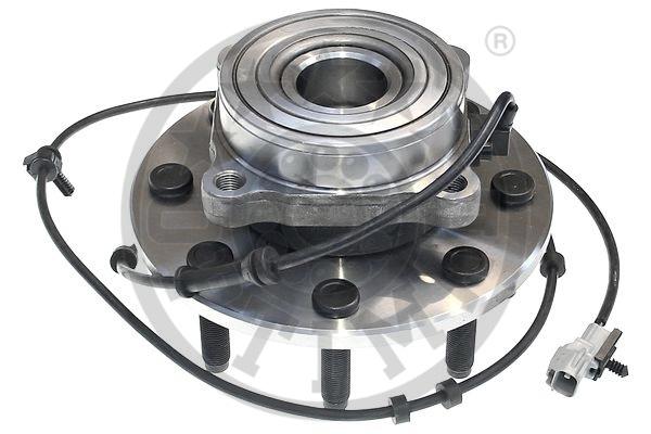 Jeu de roulements de roue - OPTIMAL - 991977