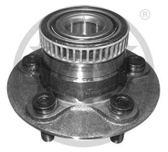 Jeu de roulements de roue - OPTIMAL - 992689