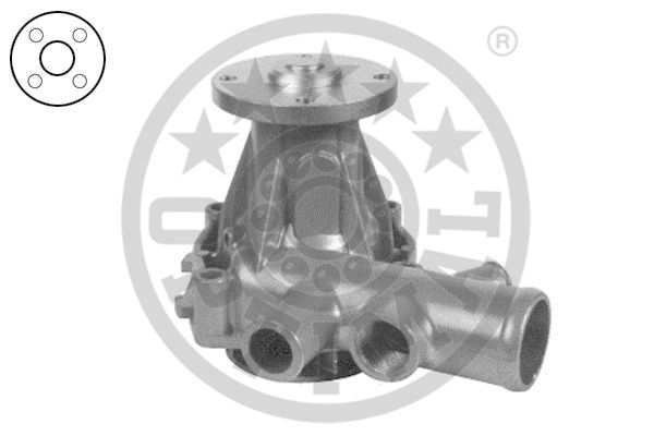 Pompe à eau - OPTIMAL - AQ-1083