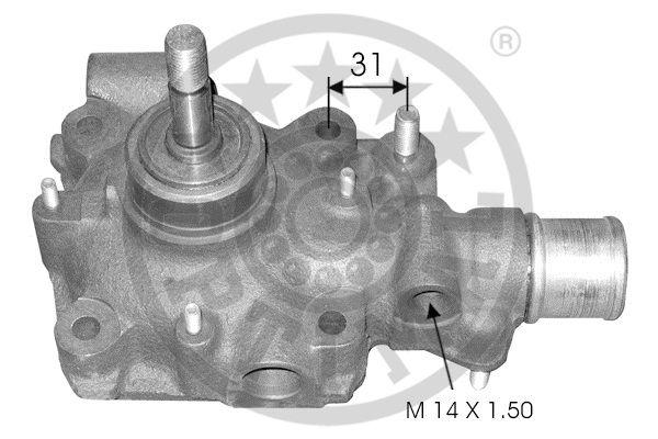 Pompe à eau - OPTIMAL - AQ-1090