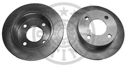 Disque de frein - OPTIMAL - BS-0120