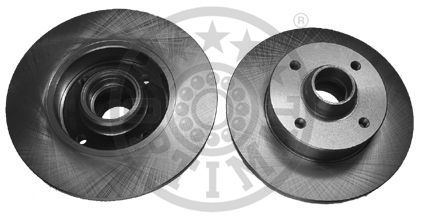 Disque de frein - OPTIMAL - BS-0240