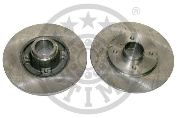 Disque de frein - OPTIMAL - BS-0740