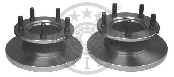 Disque de frein - OPTIMAL - BS-0820