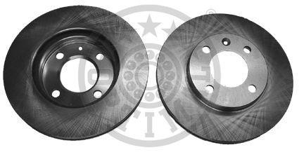 Disque de frein - OPTIMAL - BS-0840
