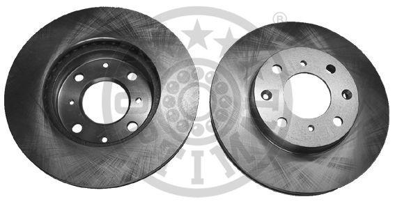 Disque de frein - OPTIMAL - BS-1080