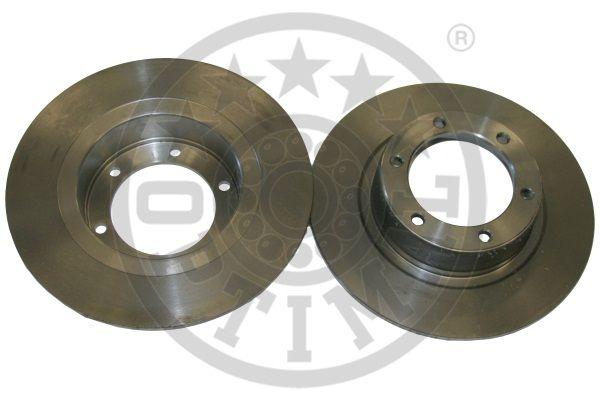 Disque de frein - OPTIMAL - BS-1180