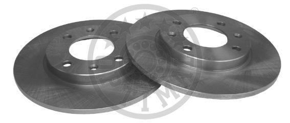 Disque de frein - OPTIMAL - BS-1280