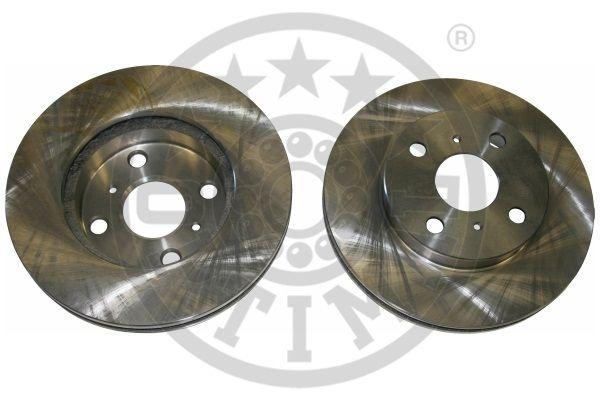 Disque de frein - OPTIMAL - BS-1340