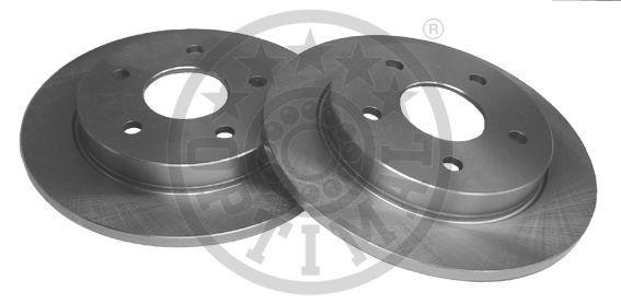 Disque de frein - OPTIMAL - BS-1470
