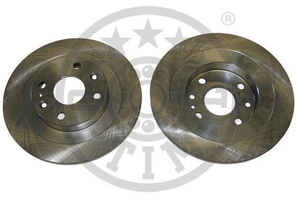 Disque de frein - OPTIMAL - BS-1480