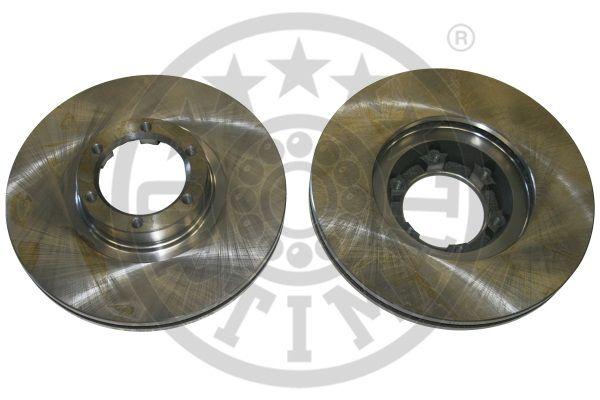 Disque de frein - OPTIMAL - BS-1570