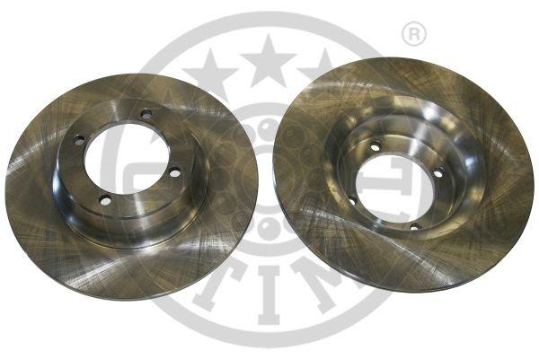 Disque de frein - OPTIMAL - BS-1580