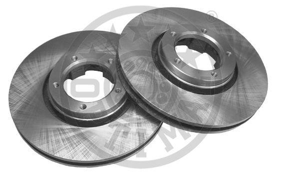 Disque de frein - OPTIMAL - BS-1640