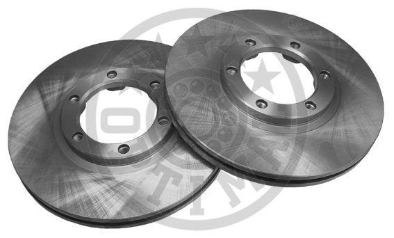 Disque de frein - OPTIMAL - BS-1880