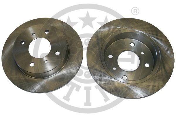 Disque de frein - OPTIMAL - BS-2000